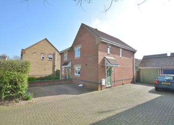 Thumbnail 3 bed semi-detached house for sale in Fitzgerald Close, Ely