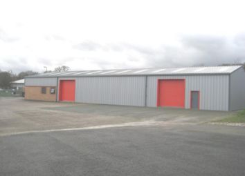 Thumbnail Light industrial to let in Clwyd House, Colomendy Industrial Estate, Denbigh