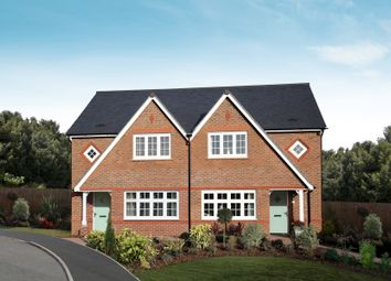 Thumbnail 3 bed semi-detached house for sale in Plot 31 - The Letchworth, Stockley Lane, Calne, Wiltshire