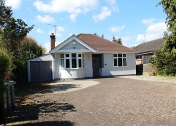 Thumbnail 3 bed detached bungalow for sale in College Hill Road, Harrow Weald, Harrow