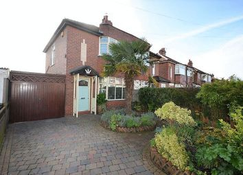 Thumbnail 2 bedroom semi-detached house for sale in 22 Birkdale Road, Stockport
