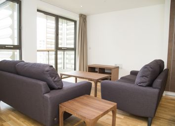 Thumbnail 2 bed flat to rent in 22 De Coubertin Street, London