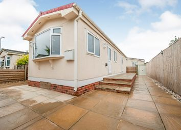 Thumbnail 1 bed mobile/park home for sale in Russet Avenue, St. Johns Priory, Lechlade