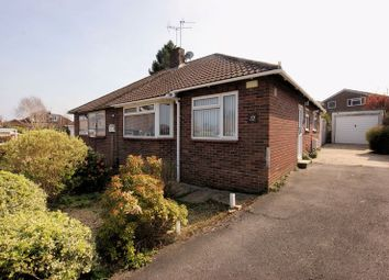 Thumbnail 2 bed semi-detached bungalow for sale in Abbots Way, Fareham