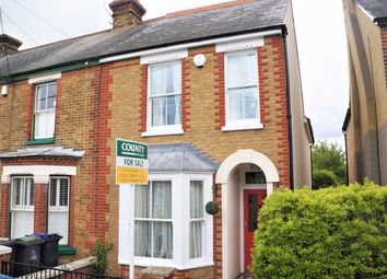 4 bed end terrace house for sale in Argyle Road, Whitstable CT5