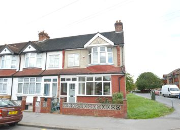 Thumbnail 3 bed end terrace house to rent in Beckford Road, Croydon