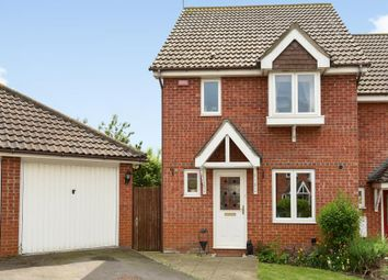 Thumbnail 3 bedroom end terrace house for sale in Sutherland Beck, Didcot