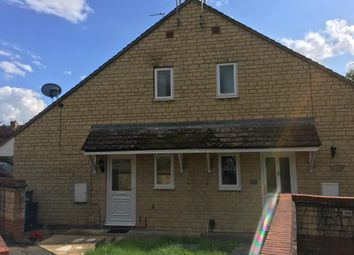Thumbnail 1 bed semi-detached house to rent in Blakes Avenue, Witney
