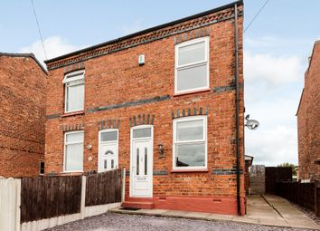 Thumbnail 2 bedroom semi-detached house for sale in Underwood Lane, Crewe