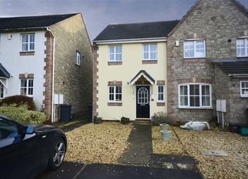 Thumbnail 2 bedroom semi-detached house to rent in Griffon Close, Quedgeley, Gloucester
