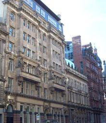Thumbnail Office to let in 123 St Vincent Street, Glasgow