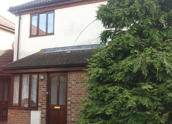 Thumbnail 1 bed property to rent in Shamrock Close, Walnut Tree, Milton Keynes