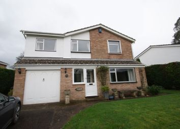 Thumbnail 4 bedroom detached house to rent in Clyst Valley Road, Clyst St. Mary, Exeter