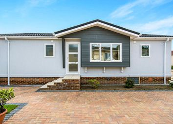 Thumbnail 2 bed bungalow for sale in Dengrove Park Shalloak Road, Broad Oak, Canterbury