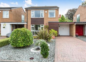Thumbnail 3 bed detached house for sale in Southlands Road, Goostrey, Holmes Chapel, Cheshire