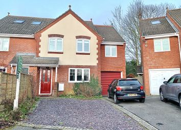 Thumbnail 4 bed semi-detached house for sale in Gunners Park, Bishops Waltham, Southampton