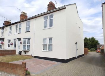 Thumbnail 2 bed end terrace house for sale in Cauldwell Hall Road, Ipswich, Suffolk