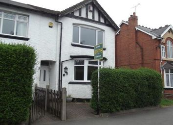 Thumbnail 3 bed property to rent in Wychall Lane, Kings Norton, Birmingham