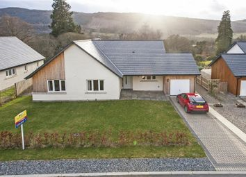 Thumbnail 3 bed detached bungalow for sale in 13 School Loan, Croftinloan, Pitlochry