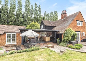 Thumbnail 4 bed detached house for sale in Long Reach, Ockham, Woking