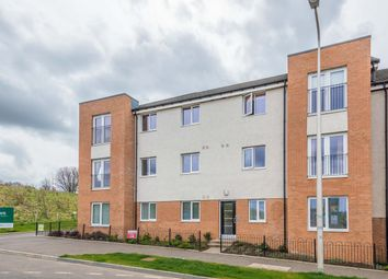 Thumbnail 1 bed flat for sale in Milligan Drive, The Wisp, Edinburgh