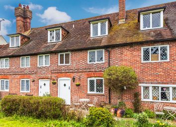 Thumbnail 2 bed terraced house for sale in Station Road, Cowfold, Horsham