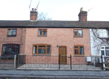 Thumbnail 2 bed cottage for sale in Kirkby Road, Barwell, Leicester