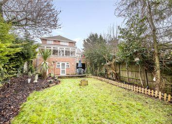 Thumbnail 5 bed detached house for sale in Ferndown Close, Hempstead, Gillingham, Kent