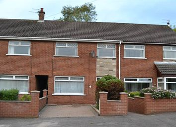 Thumbnail 3 bed terraced house for sale in 26, Canberra Park, Belfast