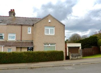 Thumbnail 3 bed semi-detached house for sale in Victory Crescent, Maryport, Cumbria