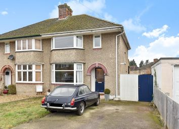 Thumbnail 3 bedroom semi-detached house for sale in Headington, Oxford