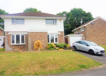Thumbnail 3 bed detached house for sale in Heol Buckley, Llanelli