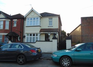 Thumbnail 3 bed semi-detached house to rent in Cedar Road, Southampton