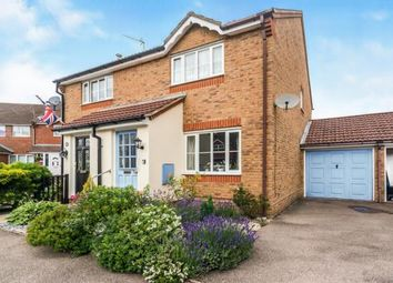Thumbnail 2 bed semi-detached house for sale in Neptune Gate, Stevenage, Hertfordshire, England