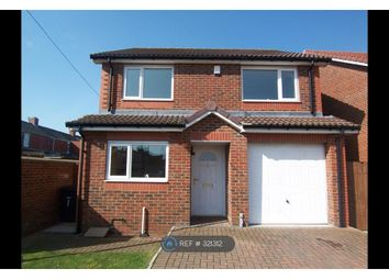 Thumbnail 4 bed detached house to rent in Stakeford / Guildpost, Northumberland