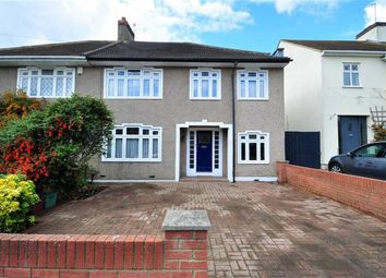 Thumbnail 4 bed semi-detached house for sale in First Avenue, Bexleyheath