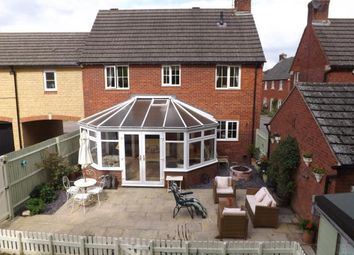 Thumbnail 3 bed end terrace house for sale in Downham View, Dursley, Gloucestershire