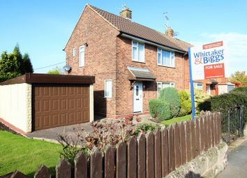 Thumbnail 3 bedroom semi-detached house for sale in Church Road, Biddulph, Stoke-On-Trent