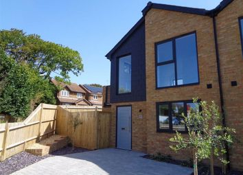 Thumbnail 2 bedroom semi-detached house to rent in Chichester Road, Seaford, East Sussex