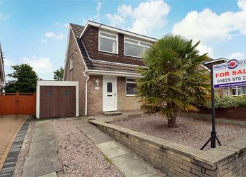 Thumbnail 3 bed semi-detached house for sale in Craig Road, Macclesfield, Cheshire