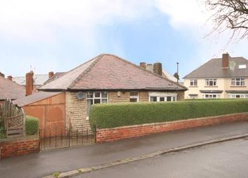 Thumbnail 2 bed bungalow for sale in Moor View Road, Sheffield, South Yorkshire