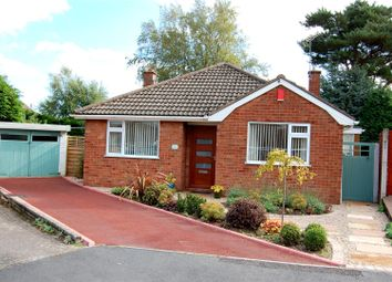Thumbnail 2 bed detached bungalow for sale in Honiton Close, Stafford