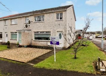 Thumbnail 3 bed end terrace house for sale in Ashkirk Road, Strathaven