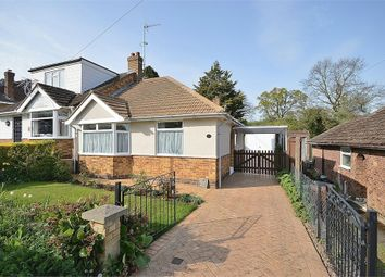 Thumbnail 2 bed semi-detached bungalow for sale in Burford Avenue, Boothville, Northampton