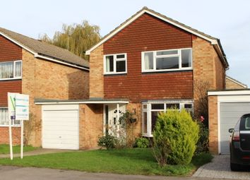 Thumbnail 3 bed detached house to rent in Bowyer Crescent, Wokingham