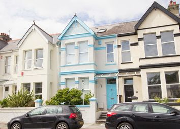 Thumbnail 5 bedroom terraced house for sale in Chestnut Road, Peverell, Plymouth