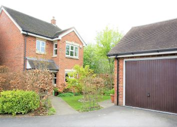Thumbnail 4 bedroom detached house for sale in The Sawmills, Durley, Southampton