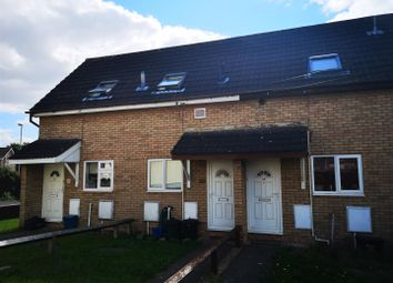 Thumbnail 1 bed terraced house to rent in Stafford Road, Caldicot