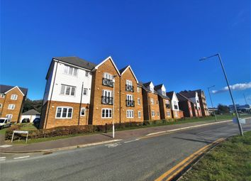 Thumbnail 2 bed flat for sale in Wherry Close, Margate, Kent