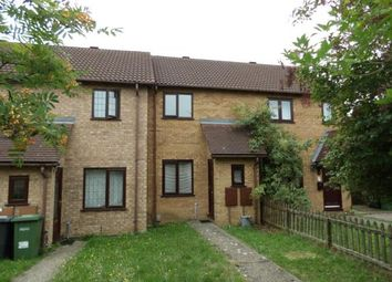 Thumbnail 2 bed terraced house for sale in Martinsbridge, Peterborough, Cambridgeshire